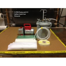 Basic Vacuum Bagging Starter Kit